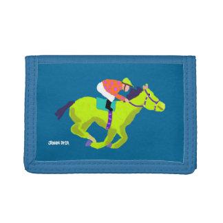 Art Home: John Dyer Horse Racing Wallet