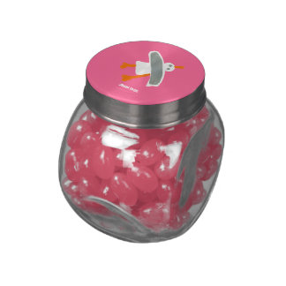 Art Home: John Dyer Seagull Jelly Beans Jelly Belly Candy Jar