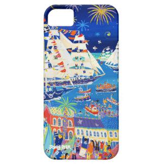Art iPhone Case: Tall Ships Regatta by John Dyer iPhone 5 Cases