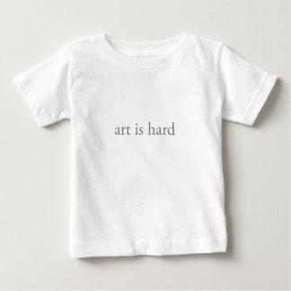 art is hard baby T-Shirt