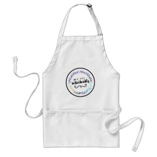 Art is Individuality Standard Apron