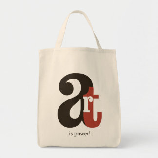 Art IS Power! Tote Bag
