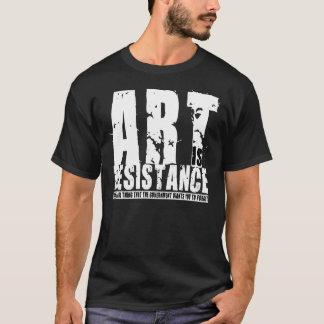 Art is Resistance 2 T-Shirt