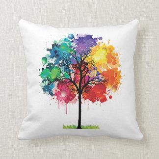 ART Life Throw Pillow