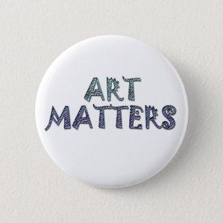 art matters 2 inch round button