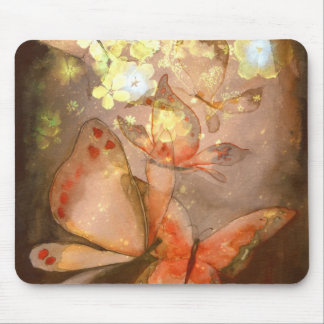 "Art Mousepad ""Pretty Butterflies"""