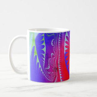 Art Mug by Leslie
