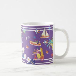 Art Mug: Helford Passage Cornwall. Coffee Mug