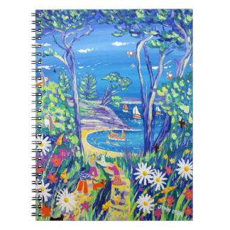 Art Notebook: John Dyer Note Book