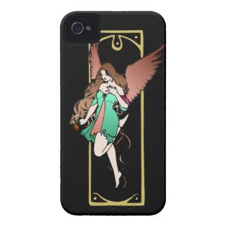 Art Nouveau Angel/Fairy iPhone 4 Cover