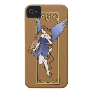 Art Nouveau Angel/Fairy Case-Mate iPhone 4 Case