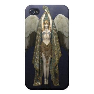 Art Nouveau Angel iPhone 4/4S Case
