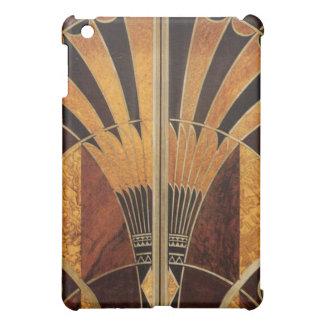 art Nouveau,art deco, vintage, multi wood colours, iPad Mini Covers