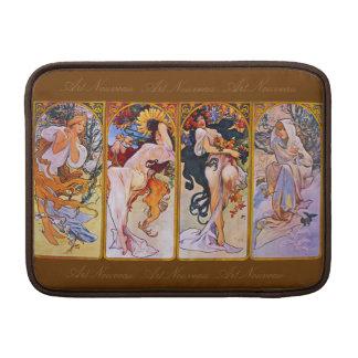 Art Nouveau * Art Nouveau Sleeve For MacBook Air
