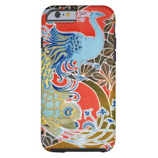Art Nouveau Bird iPhone 6 case
