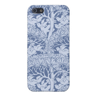 Art Nouveau Birds Pern 4 iPhone 5 Case