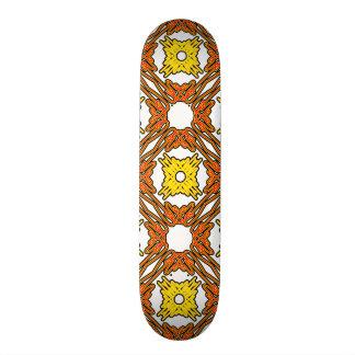 Art Nouveau Burst Skate Decks