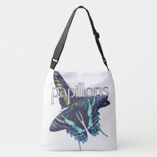 Art Nouveau Butterflies Papillon Tote Bag