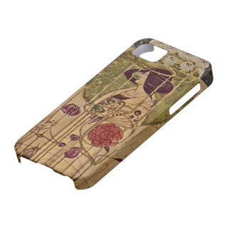 Art Nouveau - by Charles Renn iPhone 5 Covers