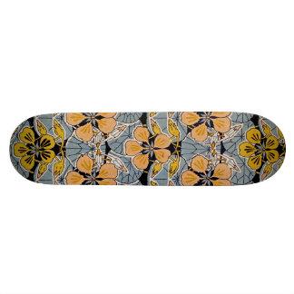 Art Nouveau Design #10 @ VictoriaShaylee Skate Board
