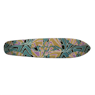 Art Nouveau Design #11 @ VictoriaShaylee Skateboard
