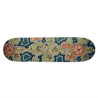 Art Nouveau Design #12 @ VictoriaShaylee Skate Boards