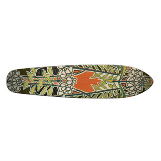 Art Nouveau Design #3 @ VictoriaShaylee Skateboard Deck