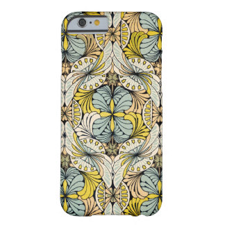 Art Nouveau Design #4 @ VictoriaShaylee Barely There iPhone 6 Case
