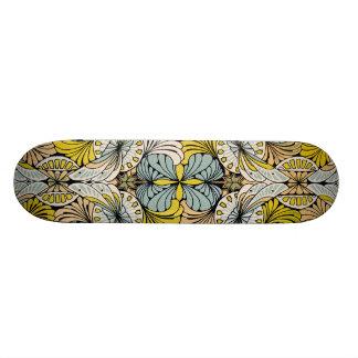 Art Nouveau Design #4 @ VictoriaShaylee Skate Board