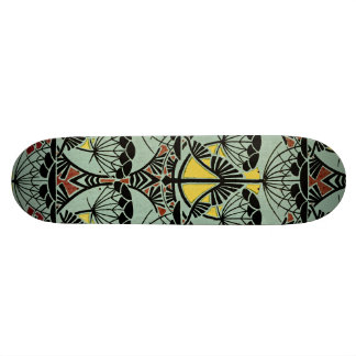 Art Nouveau Design #5 @ VictoriaShaylee Skateboard Decks