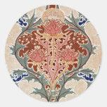 Art Nouveau Design #6 at Emporio Moffa Sticker