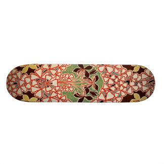 Art Nouveau Design #6 @ VictoriaShaylee Skateboards
