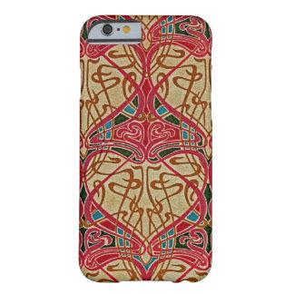 Art Nouveau Design #9 at Emporio Moffa Barely There iPhone 6 Case