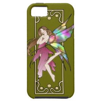 Art Nouveau Fairy iPhone 5 Case