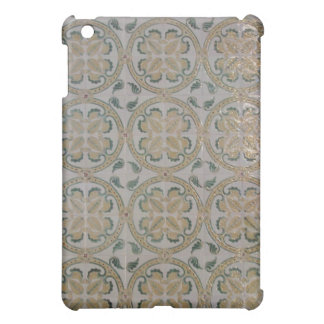Art Nouveau floral tiles iPad Mini Covers