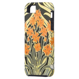 Art Nouveau Flower Drama Case-Mate Case
