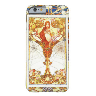 Art Nouveau iPhone Case Barely There iPhone 6 Case