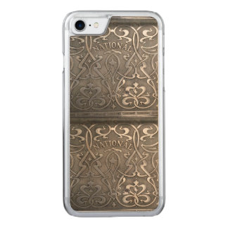 Art nouveau,jugen style,Norway,aalesund,original,m Carved iPhone 8/7 Case