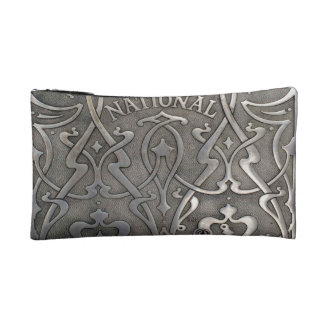 Art nouveau,jugen style,Norway,aalesund,original,m Makeup Bag
