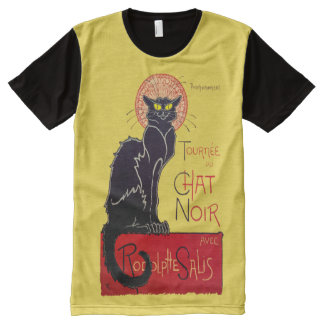 Art Nouveau Le Chat Noir Black Cat