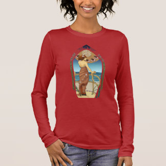 Art Nouveau Naitlya Shirt