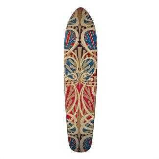 Art Nouveau Pattern #10 at Emporio Moffa Skate Board