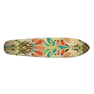 Art Nouveau pattern #11 Skate Board