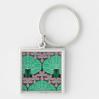 Art Nouveau Pattern #12 at Emporio Moffa Keychain