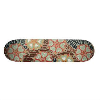 Art Nouveau Pattern #2 Skate Board Decks