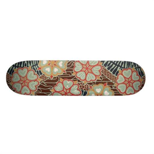 Art Nouveau Pattern #2 Skate Boards