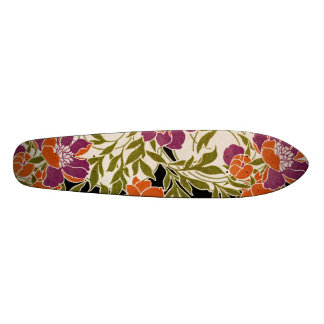 Art Nouveau pattern #3 Skateboards