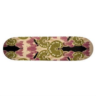 Art Nouveau pattern #4 Skate Boards