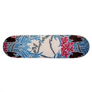 Art Nouveau pattern #6 Skate Board