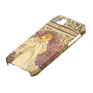 Art Nouveau - Sarah Bernhardt - 1 iPhone 5 Cases